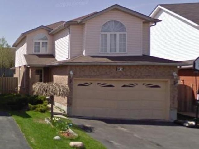 Homes For Sale In Guelph Ontario >> Detached Home For Sale In Guelph Ontario 85 Deerpath Drive